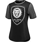MLS Women's Orlando City Made To Move Black T-Shirt