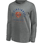 MLS Women's FC Cincinnati Triumph Grey Crew Sweatshirt