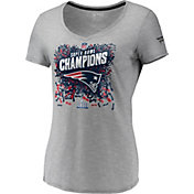 NFL Women's Super Bowl LIII Champions New England Patriots Locker Room T-Shirt