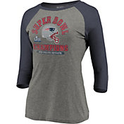 Product Image · NFL Women s Super Bowl LIII Champions New England Patriots  Double Coverage Raglan ed51b909d5