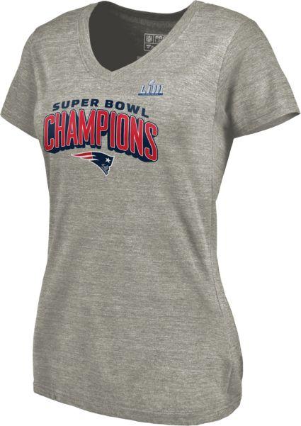 e4d730ae5 ... Bowl LIII Champions New England Patriots Pass Protection T-Shirt.  noImageFound