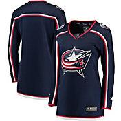 NHL Women's Columbus Blue Jackets Breakaway Home Replica Jersey