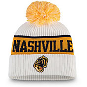 NHL Women's 2020 Winter Classic Nashville Predators Team Pom Knit Beanie
