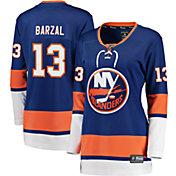 NHL Women's New York Islanders Matthew Barzal #13 Breakaway Home Replica Jersey