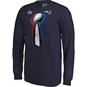 NFL Youth Super Bowl LIII Champions New England Patriots Parade Celebration Long Sleeve Shirt