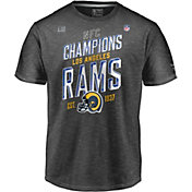 NFL Youth NFC Conference Champions Los Angeles Rams Locker Room T-Shirt