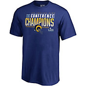 NFL Youth NFC Conference Champions Los Angeles Rams Touchback T-Shirt