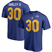 NFL Youth Super Bowl LIII Bound Los Angeles Rams Todd Gurley #30 T-Shirt