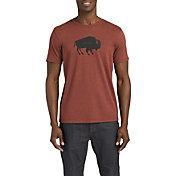 prAna Men's Buffalo Roam Journeyman T-Shirt