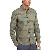 pRana Men's Broderick Long Sleeve Button Down Shirt