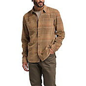 prAna Men's Dooley Long Sleeve Button Down Shirt