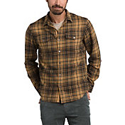 prAna Men's Plano Flannel