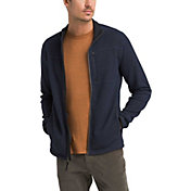 prAna Men's Riddle Full Zip Sweater