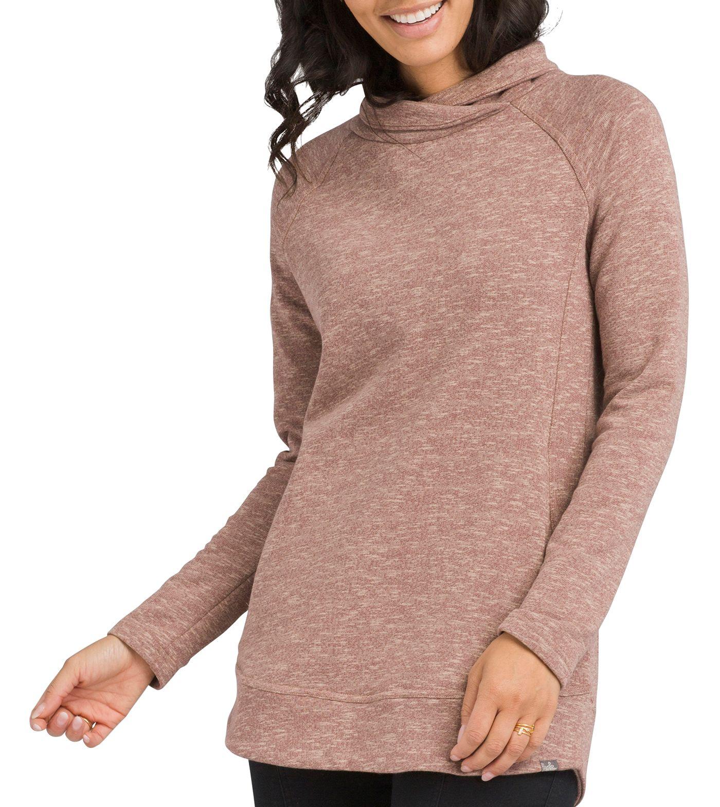 prAna Women's Calexa Tunic Sweatshirt