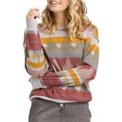 prAna Women's Cozy Up Printed Sweatshirt