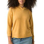 prAna Women's Cozy Up Summer ¾ Sleeve Pullover