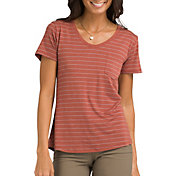 prAna Women's Foundation V-Neck T-Shirt