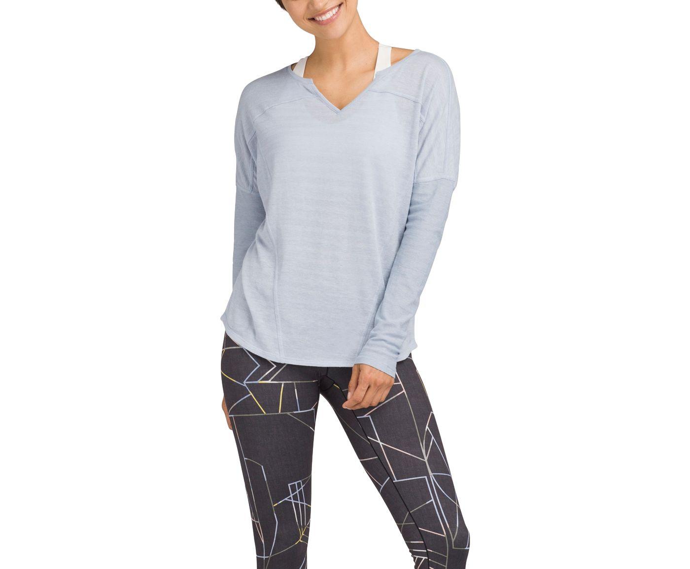 prAna Women's Gladis Long Sleeve Shirt