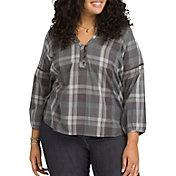 prAna Women's Plus Size Elena Long Sleeve Shirt