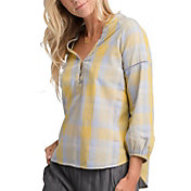 prAna Women's Elena Long Sleeve Shirt