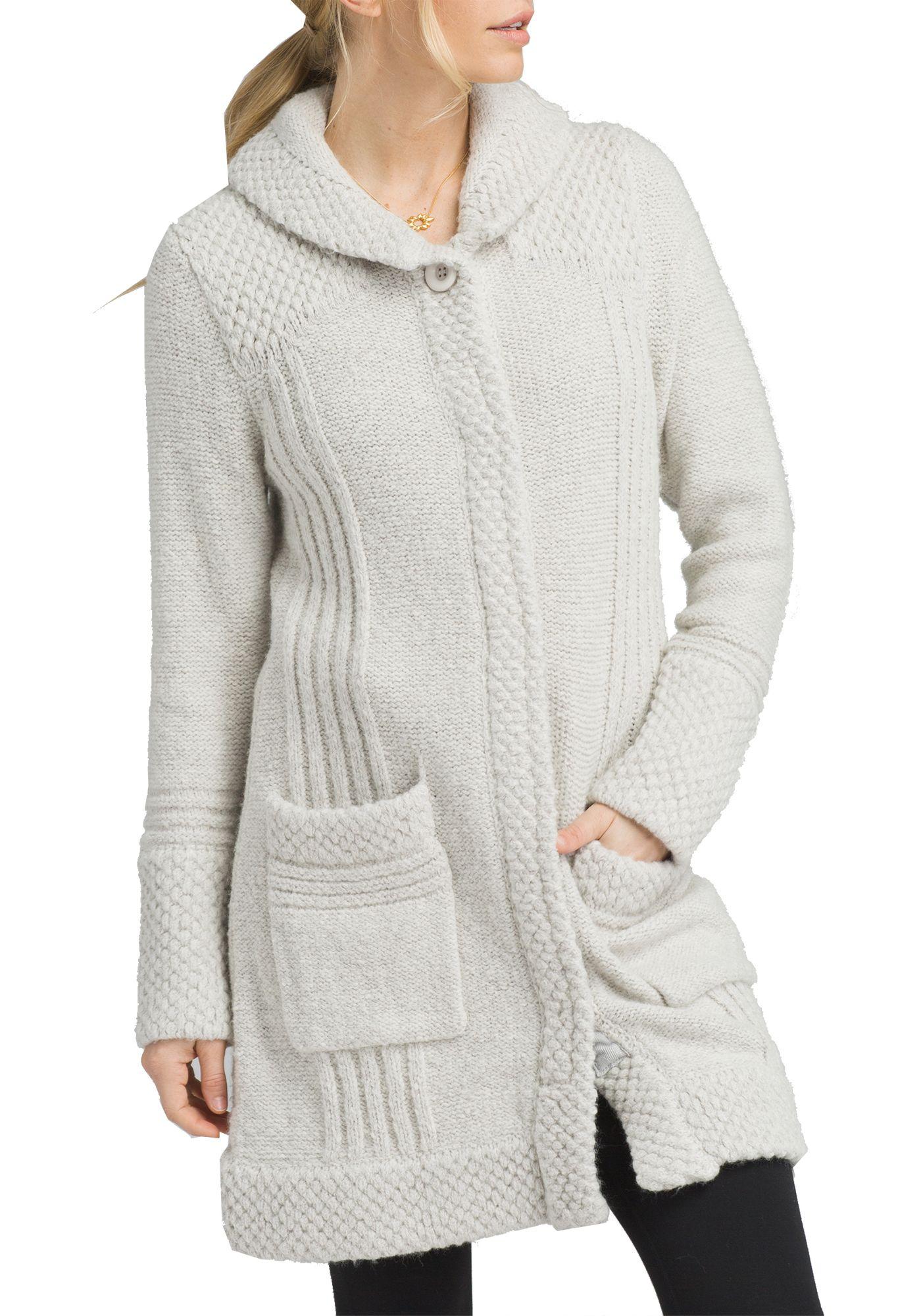 prAna Women's Elsin Sweater Jacket