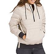 prAna Women's Pyx ¼ Insulated Pullover Hoodie
