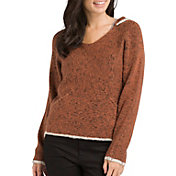 prAna Women's Shine On Hooded Sweater