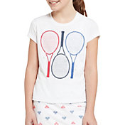 Prince Girls' Graphic Tennis Tee