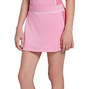Prince Girls' Piped Match Knit Tennis Skort