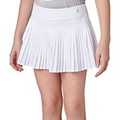 Prince Girls' Woven Pleated Tennis Skort