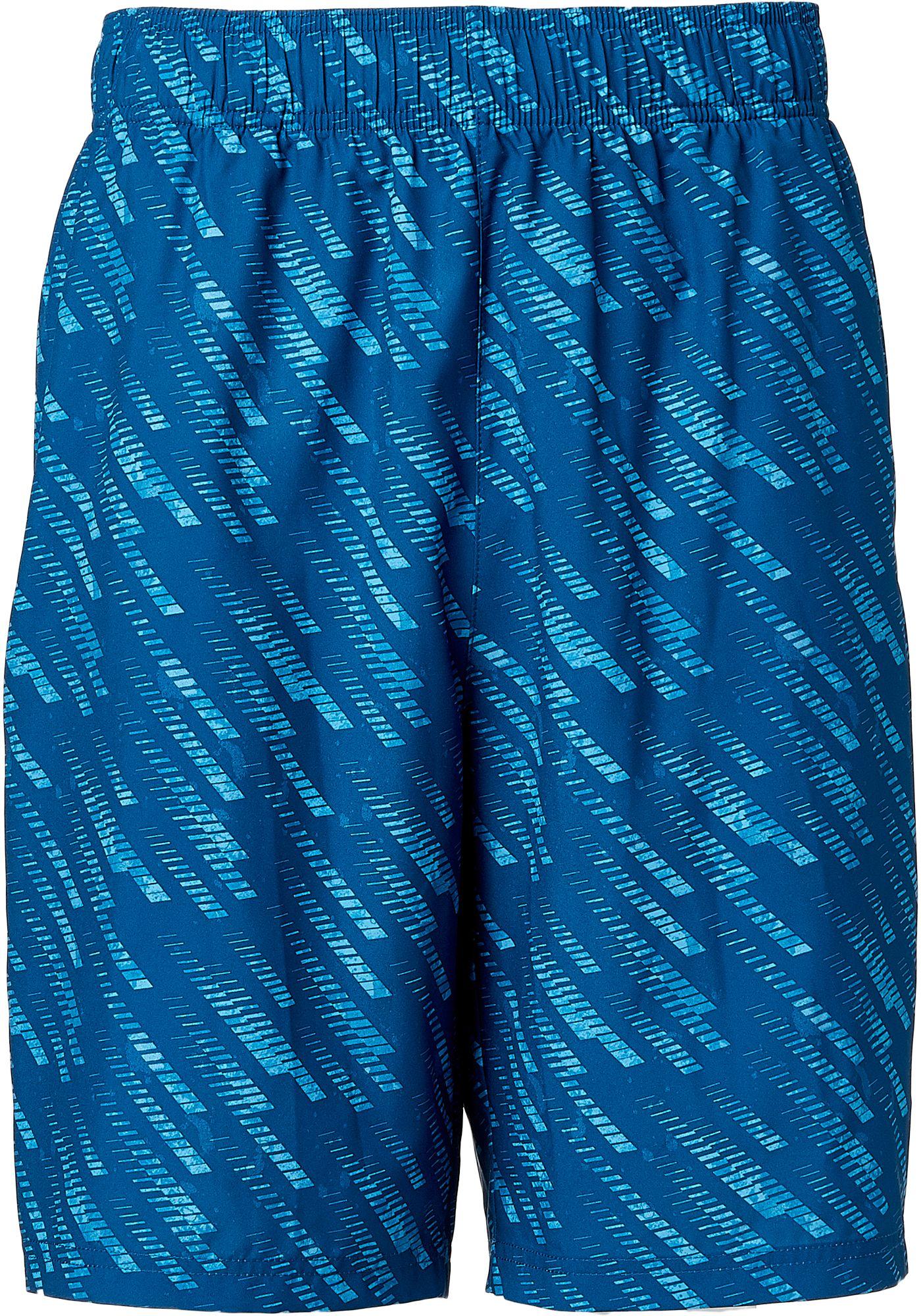 Prince Men's Galaxy Printed Shorts