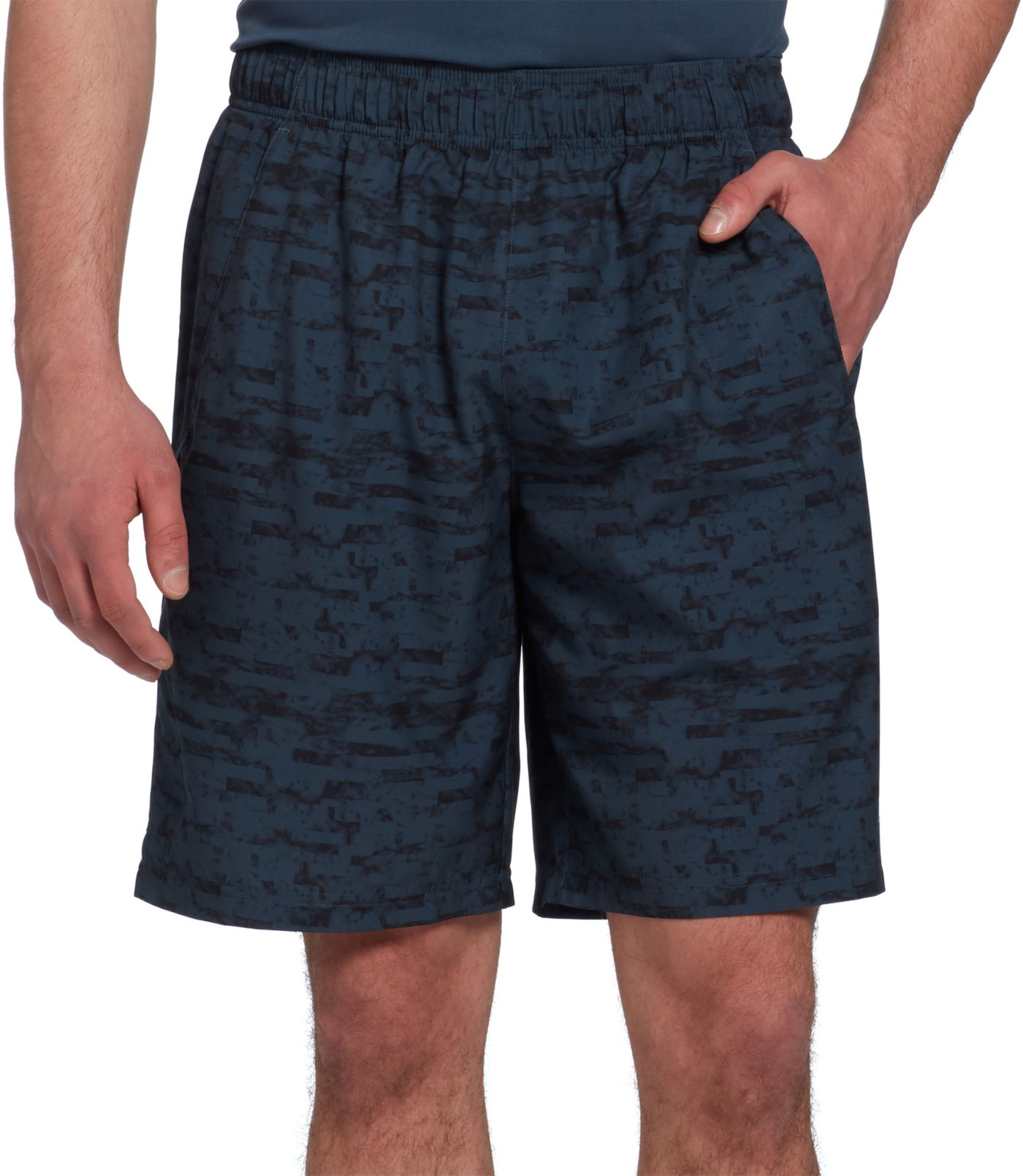 Prince Men's Marble Printed Woven Tennis Shorts
