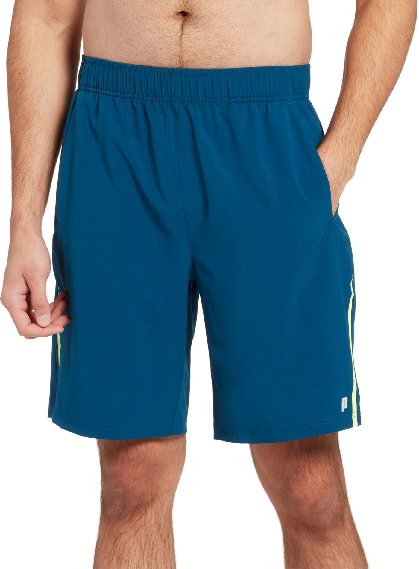Prince Men's Bonded Woven Tennis Shorts