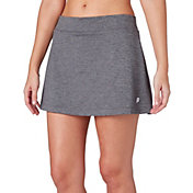 Prince Women's Match Heathered Tennis Skort