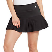 Prince Women's Match Woven Pleated Tennis Skort