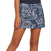 Prince Women's Match Printed Knit Tennis Skort