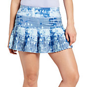 Prince Women's Watercolor Pleated Tennis Skort