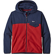 Patagonia Boys' Micro D Snap-T Fleece Jacket