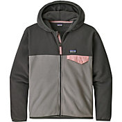 Patagonia Girls' Micro D Snap-T Fleece Jacket