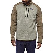 Patagonia Men's Better Sweater 1/4 Zip Pullover (Regular and Big & Tall)