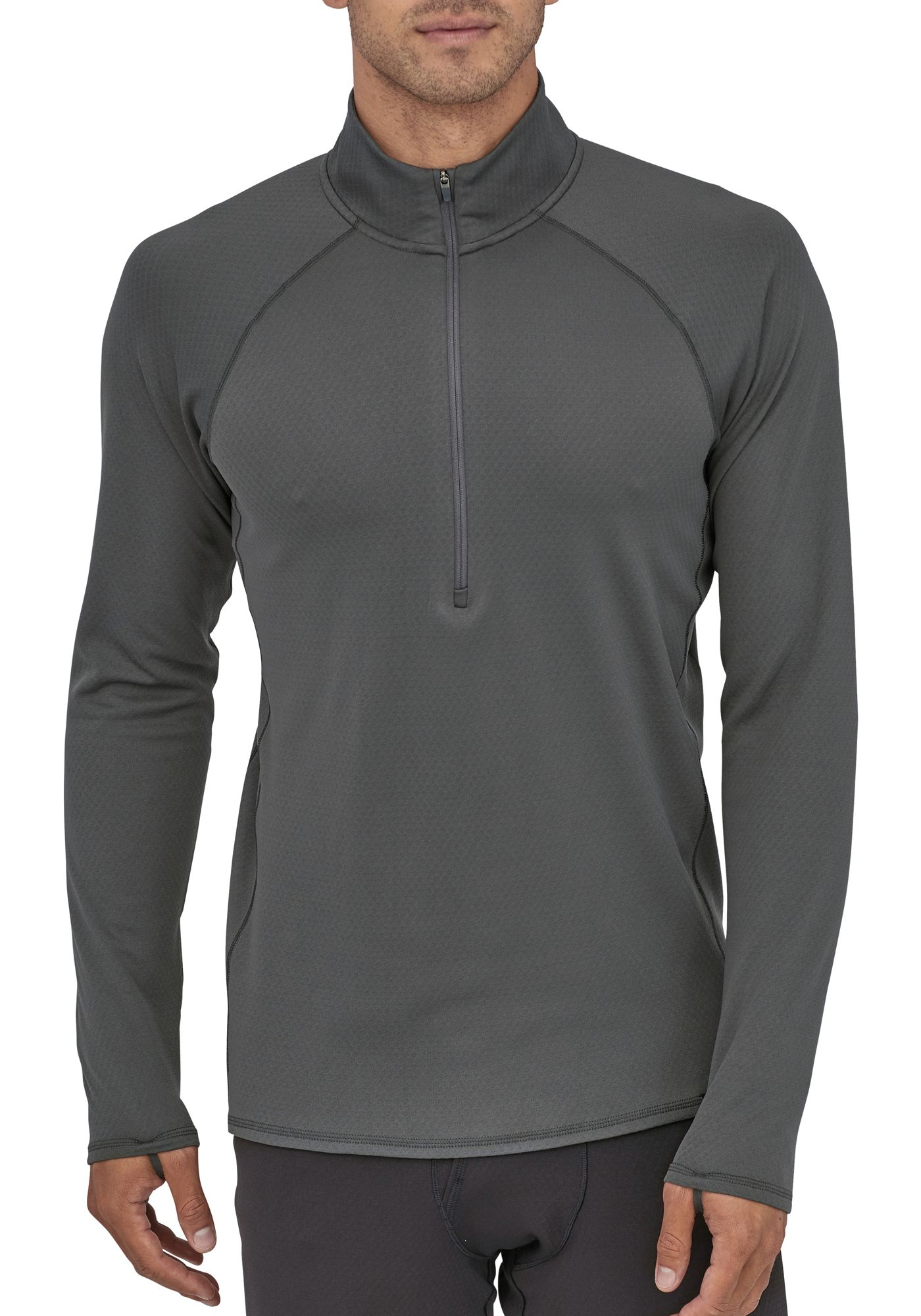 Patagonia Men's Capilene Midweight 1/2 Zip Baselayer