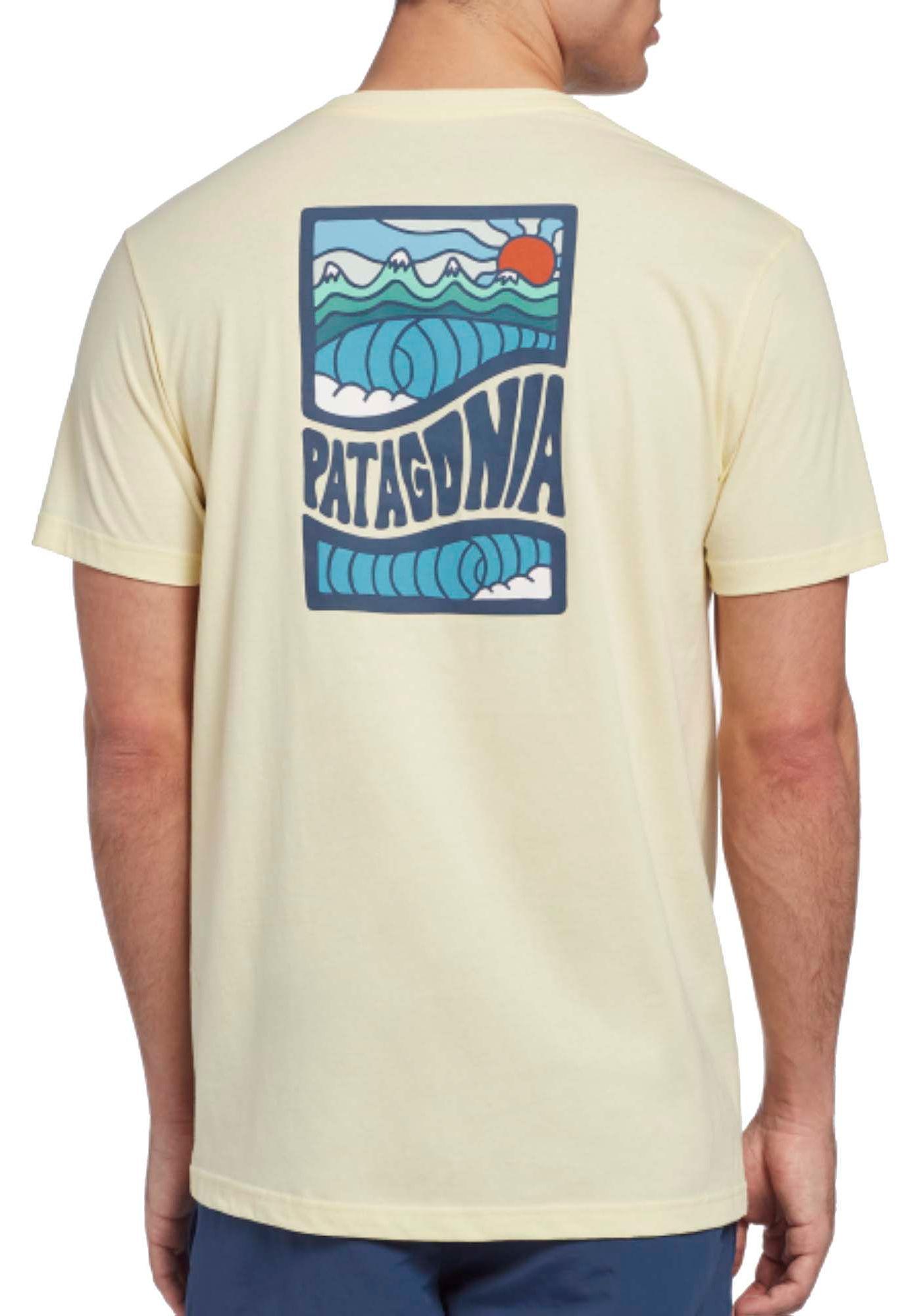 Patagonia Men's Cosmic Peaks Organic Short Sleeve T-Shirt