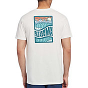 Patagonia Men's Cosmic Peaks Organic Short Sleeve T-Shirt