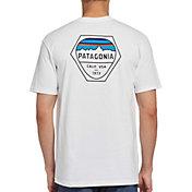 Patagonia Men's Fitz Roy Hex Responsibili-Tee T-Shirt