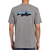 Patagonia Men's Fitz Roy Smallmouth Responsibili-Tee T-Shirt