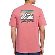 Patagonia Men's Line Logo Ridge Pocket Responsibili-Tee T-Shirt