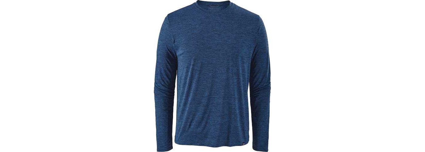 Patagonia Men's Long-Sleeved Capilene Cool Daily Shirt