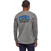 Patagonia Men's Fitz Roy Horizons Responsibili-Tee Long Sleeve T-Shirt
