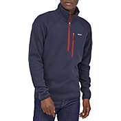 Patagonia Men's Performance Better Sweater 1/4 Zip Pullover