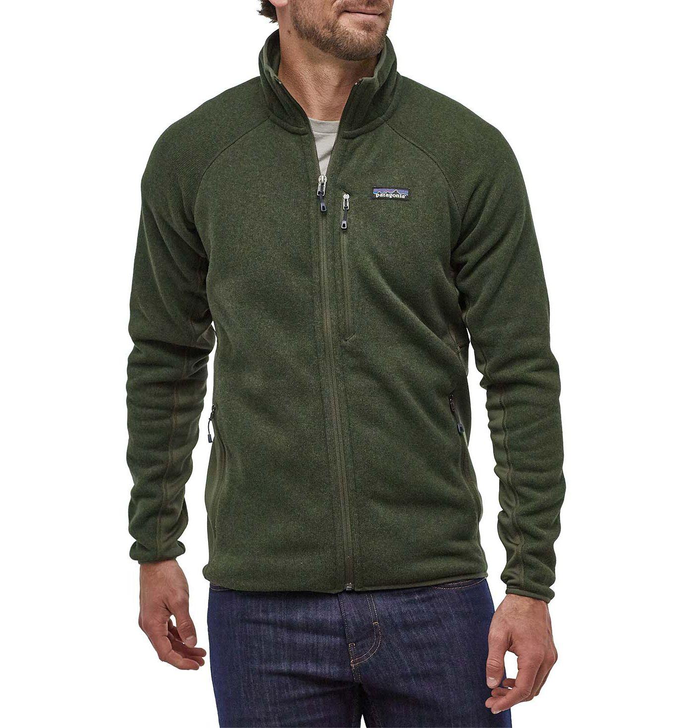 Patagonia Men's Performance Better Sweater Fleece Jacket